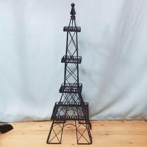 Anthropologie Eiffel tower jewelry holder
